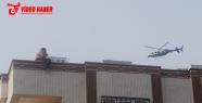 İntihar girişiminde helikopter devreye...