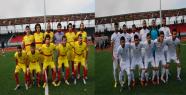 Karaköprü Belediyespor  1-1 Malatyaspor