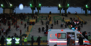 Kızıl ;Gaziantep Gençlerbiriği  Maç Açıklaması
