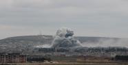 Kobani'de savaş 132 gününe girdi