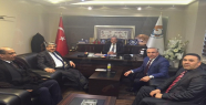 Nihat Taş'tan Demirkol'a ziyaret