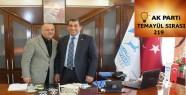 Osman Remzi Karakaş ziyaretlerini sürdürüyor
