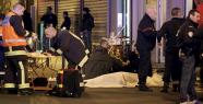 Paris'te kanlı saldırılar: 150 ölü