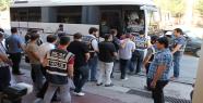 Sağlık operasyonunda, 35 tutuklama