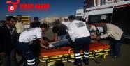 Şanlıurfa Trafik Kazası; 1 Yaralı