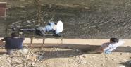 Şanlıurfa'da Balaban kanalında ceset...