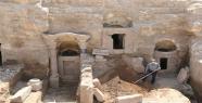 Şanlıurfa'da Çıkan Kaya Mezarlar Roma'ya...