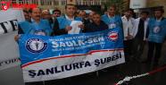 Şanlıurfa'da doktora şiddet iddiası
