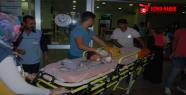 Şanlıurfa'da küçük kız kaynamış süt kazanına düştü