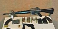 Şanlıurfa'da operasyon, 5 tutuklama