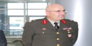 Şanlıurfa'da Tuğgeneral Metin Alpcan...