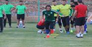 Şanlıurfaspor Adanaspor'a karşı
