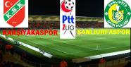 Karşıyakaspor 1-0 Sanlıurfaspor