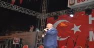 Şevki Yılmaz Urfa'da Konuştu