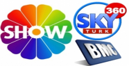 Show TV ve SkyTrk'e El konuldu