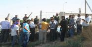 Suriye'li Mültecileri Akçakale'de