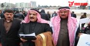 Suriyeliler hükümeti protesto etti