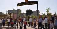 Suruç'taki parka soruşturma