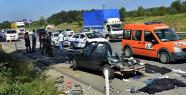 Tatilin 5'inci gününde kaza bilançosu: 42 ölü, 226 yaralı