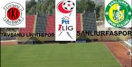 Tavşanlı Linyitspor 2-0 Şanlıurfaspor