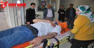 Tır Minibüsü Çarptı: 5 Kişi Ağır Yaralandı