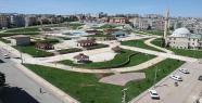 Turgut Özal Parkı Açılıyor