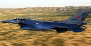 Türk Jetleri Suriye Sınırında