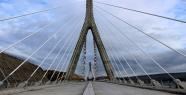Türkiye'nin 3. büyük köprüsü açılıyor