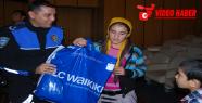 Tutuklu ve Hükümlülerin Çocuklarına Giysi Yardımı