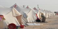 Urfa çadırkentte skandal