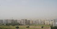 Urfa toz bulutun etkisinde girdi