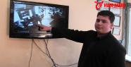 Urfa'da, 5 Saniye'de Hırsızlık