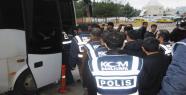 Urfa'da 7 Polis Açığa Alındı