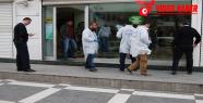 Urfa'da Bankaya Silahlı Saldırı