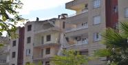 Urfa'da bina yıkımında teknoloji kullanılıyor
