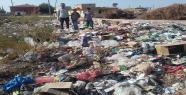 Urfa'da çöp yığınları hastalık saçıyor