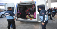 Urfa'da dilenci operasyonu