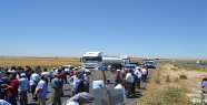 Urfa'da elektrik gerginliği, 25 gözaltı