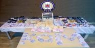 Urfa'da eş zamanlı tefeci operasyonu, 8 gözaltı