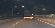 Urfa'da görev yapan polis aracı kaza...