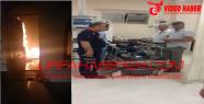Urfa'da itfaiye eri silahlı saldırıya...