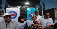 Urfa'da kalan Suriyelilere Gıda Yardımı
