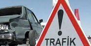 Urfa'da kaza,2 ölü,1 yaralı