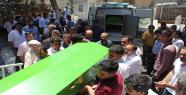 Urfa'da Oğlunu  Öldürdü
