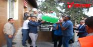 Urfa'da öldürülen gelinin cenazesi ailesine teslim edildi