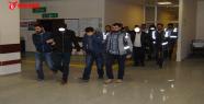 Urfa'da sağlık merkezlerine operasyon