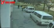 Urfa'da sanayi saniye hırsızlık