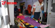 Urfa'da Suriyeli mülteciler kaza yaptı,...
