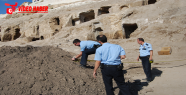 Urfa'da tarihi eser bulundu