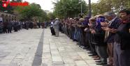 Urfa'da toplu cenaze namazı kılındı
